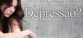 Tristeza ou Depressão